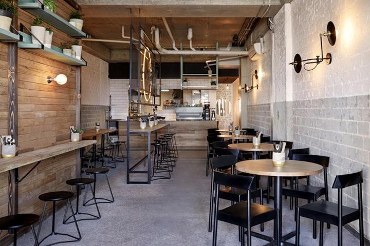 Arredamento bar frullati bio dwg progetti for Arredamento bar roma