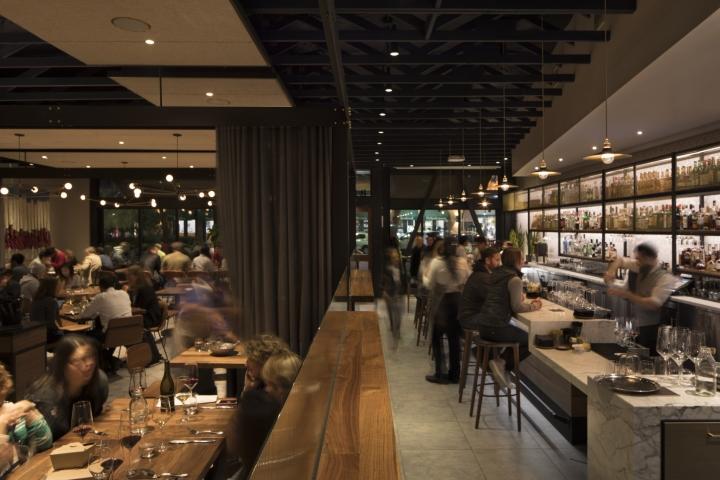 Arredamento ristorante new concept dwg progetti for Arredamento ristorante italia