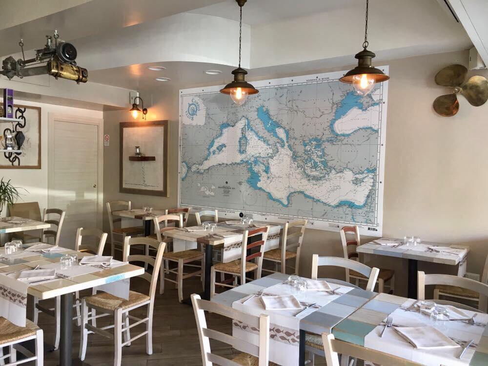 arredamento ristorante roma
