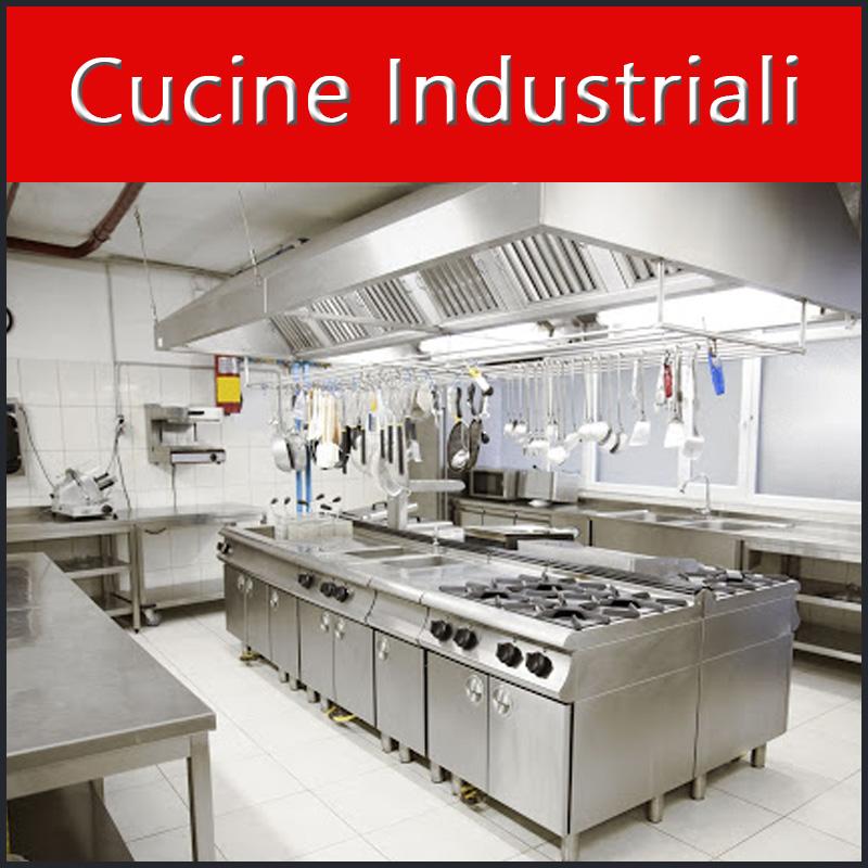 cucine industriali roma